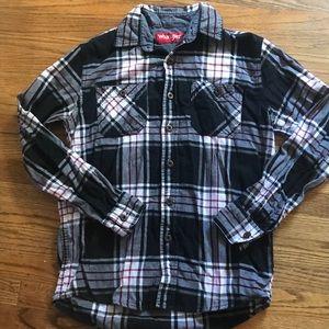 Wrangle Flannel